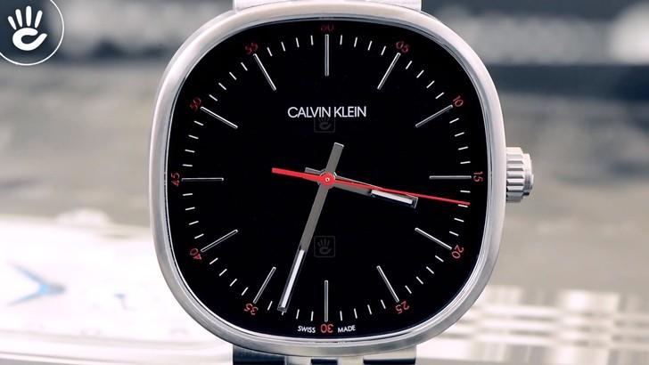 Đồng hồ Calvin Klein K9Q12131 máy pin đạt chuẩn Thuỵ Sỹ - Ảnh 3