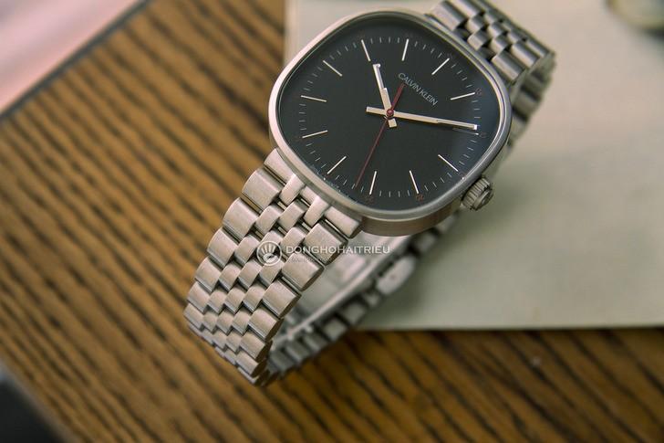 Đồng hồ Calvin Klein K9Q12131 máy pin đạt chuẩn Thuỵ Sỹ - Ảnh 7