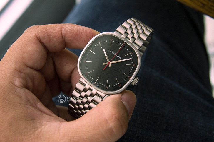 Đồng hồ Calvin Klein K9Q12131 máy pin đạt chuẩn Thuỵ Sỹ - Ảnh 8