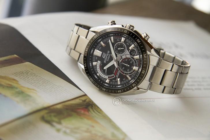 Đồng hồ Casio EFR-570DB-1AVUDF: Nguồn cảm hứng từ máy bay - Ảnh: 2