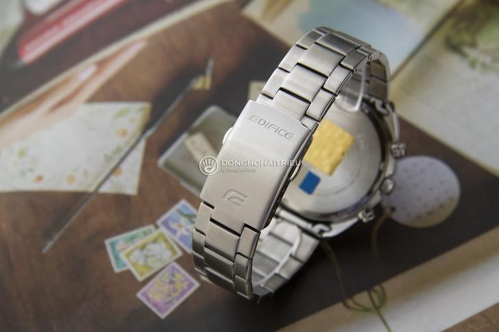 Đồng hồ Casio EFR-570DB-1AVUDF: Nguồn cảm hứng từ máy bay - Ảnh: 4
