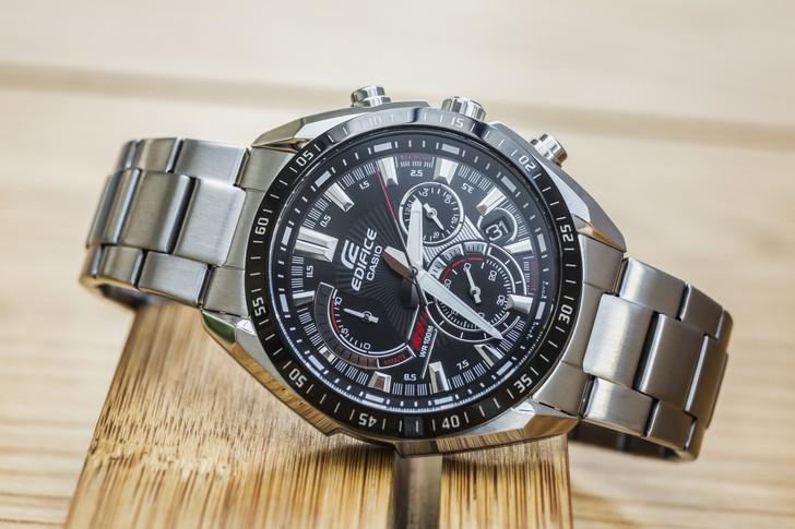 Đồng hồ Casio EFR-570DB-1AVUDF: Nguồn cảm hứng từ máy bay - Ảnh: 6