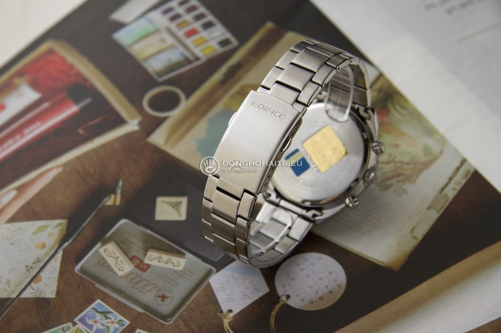 Đồng hồ Casio EFR-570DB-1BVUDF thiết kế thể thao ấn tượng - Ảnh 4