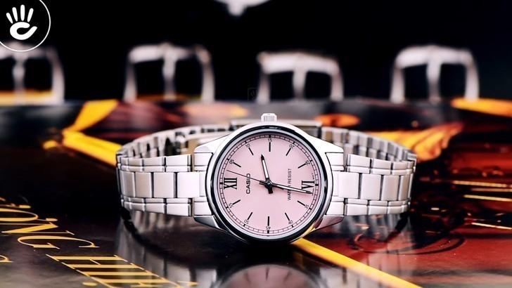 Đồng hồ Casio LTP-V005D-4B2UDF giá rẻ, thay pin miễn phí - Ảnh 1