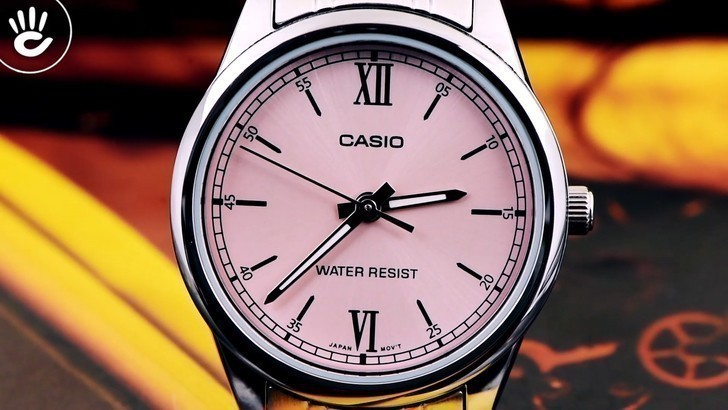 Đồng hồ Casio LTP-V005D-4B2UDF giá rẻ, thay pin miễn phí - Ảnh 2