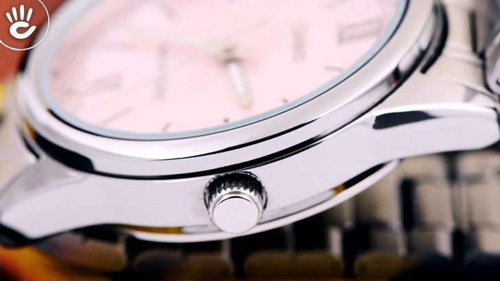 Đồng hồ Casio LTP-V005D-4B2UDF giá rẻ, thay pin miễn phí - Ảnh 4