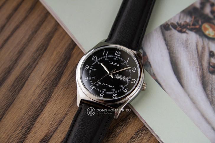 Đồng hồ Casio MTP-V006L-1B2UDF giá rẻ, thay pin miễn phí - Ảnh 3