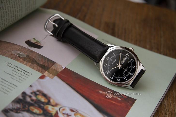 Đồng hồ Casio MTP-V006L-1B2UDF giá rẻ, thay pin miễn phí - Ảnh 2