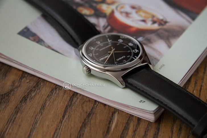 Đồng hồ Casio MTP-V006L-1B2UDF giá rẻ, thay pin miễn phí - Ảnh 6