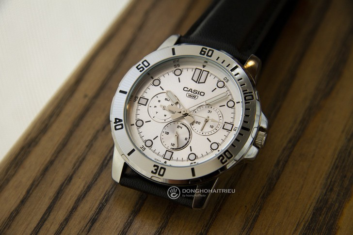 Đồng hồ Casio MTP-VD300L-7EUDF thiết kế thể thao nam tính - Ảnh 6
