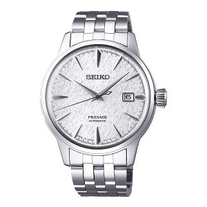 Chú ý: Đồng hồ Seiko 100m đi bơi thoải mái, không được lặn - Ảnh: Seiko SRPC97J1