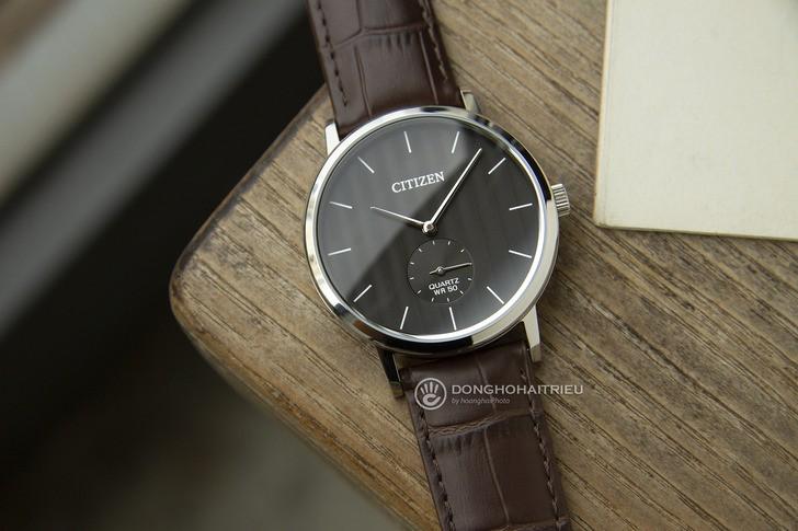 Đồng hồ Citizen BE9170-13H: Lối thiết kế không đồng trục - Ảnh 1