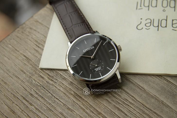 Đồng hồ Citizen BE9170-13H: Lối thiết kế không đồng trục - Ảnh 2