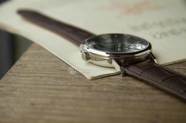 Đồng hồ Citizen BE9170-13H: Lối thiết kế không đồng trục - Ảnh 3