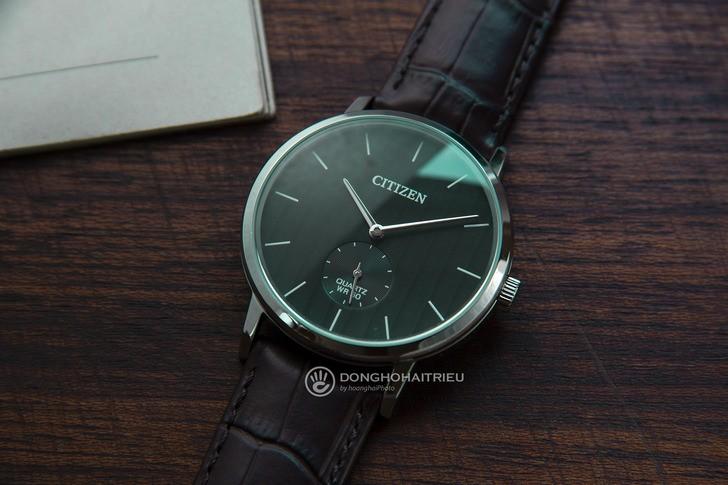Đồng hồ Citizen BE9170-13H: Lối thiết kế không đồng trục - Ảnh 6
