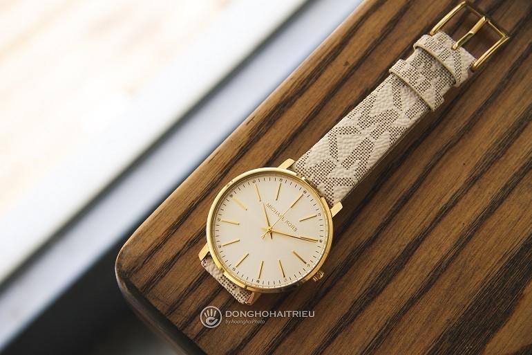 Đồng hồ Michael Kors của nước nào sản xuất? Giá bao nhiêu? - Ảnh: Michael Kors MK2858