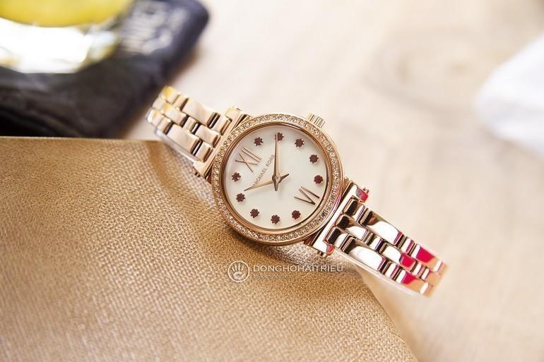 Đồng hồ Michael Kors của nước nào sản xuất? Giá bao nhiêu? - Ảnh: Michael Kors MK4465