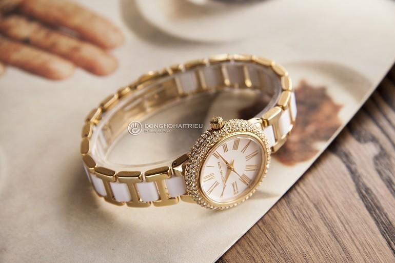 Đồng hồ Michael Kors của nước nào sản xuất? Giá bao nhiêu? - Ảnh: Michael Kors MK6581