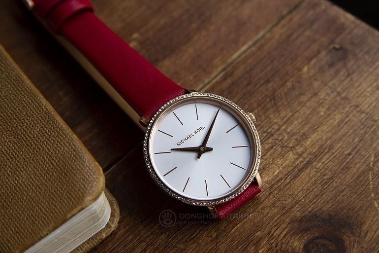 Đồng hồ Michael Kors của nước nào sản xuất? Giá bao nhiêu? - Ảnh: Michael Kors MK2869