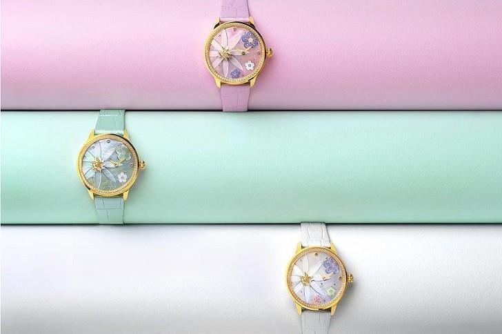 Đồng hồ Fouetté Or-Fairy II đẹp và sang hơn phiên bản cũ - Ảnh: 1
