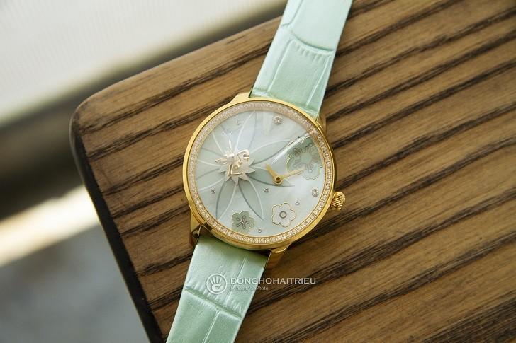 Đồng hồ Fouetté Or-Fairy II đẹp và sang hơn phiên bản cũ - Ảnh: 2