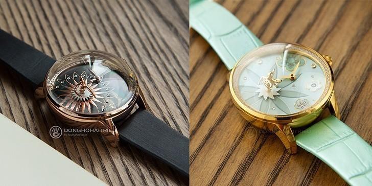 Đồng hồ Fouetté Or-Fairy II đẹp và sang hơn phiên bản cũ - Ảnh: 3