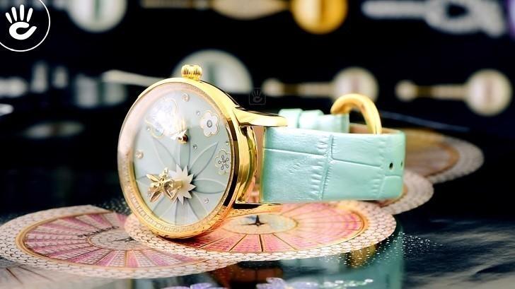 Đồng hồ Fouetté Or-Fairy II đẹp và sang hơn phiên bản cũ - Ảnh: 4