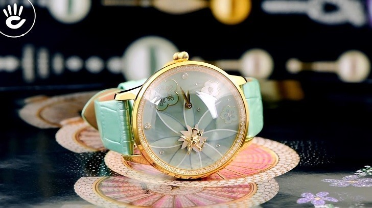 Đồng hồ Fouetté Or-Fairy II đẹp và sang hơn phiên bản cũ - Ảnh: 9