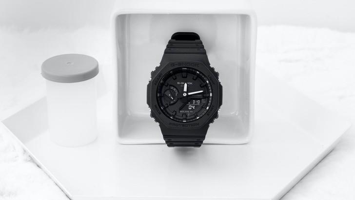 Đồng hồ G-Shock GA-2100-1A1DR giá rẻ, thay pin miễn phí - Ảnh 5