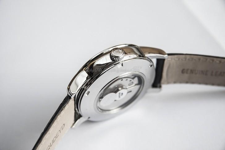 Review đồng hồ Orient SET0T002B0 máy cơ, lịch trăng sao - Hình 2