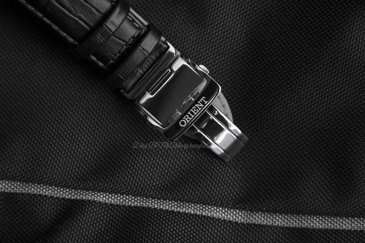 Review đồng hồ Orient SET0T002B0 máy cơ, lịch trăng sao - Hình 3