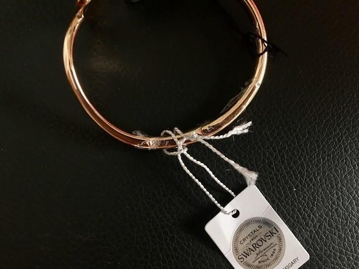 Đồng hồ Saga 53585 SVMESV-2L kết hợp trang sức Swarovski - Ảnh: 6