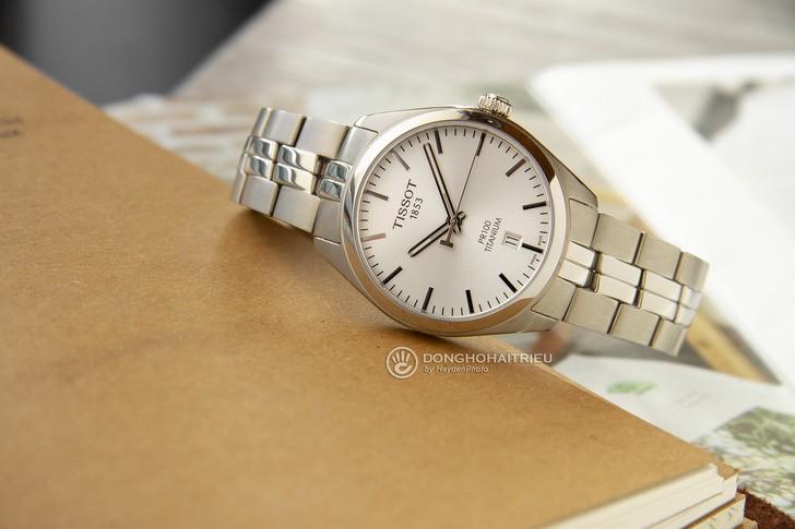 Đồng hồ Tissot T101.410.44.031.00 100% chính hãng Thuỵ Sỹ - Ảnh 1
