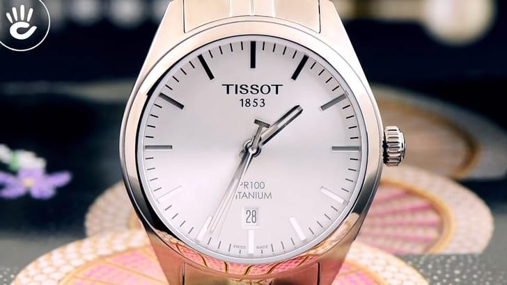 Đồng hồ Tissot T101.410.44.031.00 100% chính hãng Thuỵ Sỹ - Ảnh 2