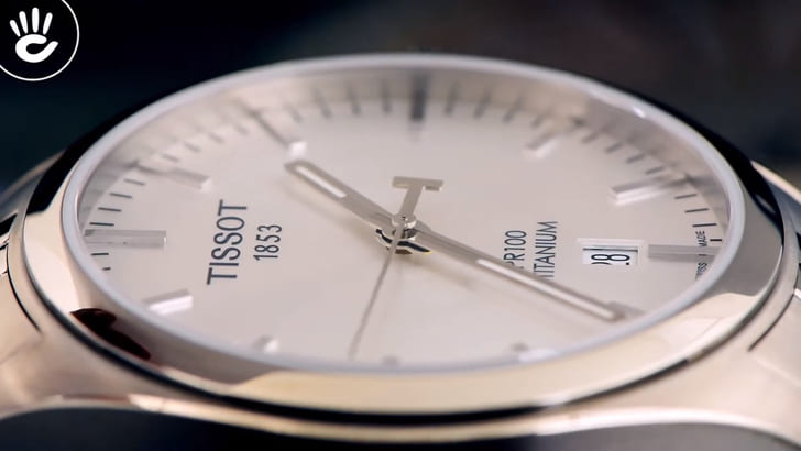 Đồng hồ Tissot T101.410.44.031.00 100% chính hãng Thuỵ Sỹ - Ảnh 3