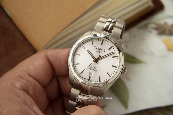 Đồng hồ Tissot T101.410.44.031.00 100% chính hãng Thuỵ Sỹ - Ảnh 7