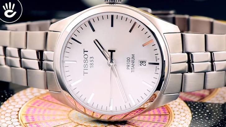 Đồng hồ Tissot T101.410.44.031.00 100% chính hãng Thuỵ Sỹ - Ảnh 8