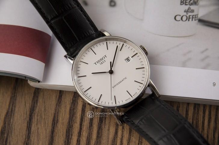 Đồng hồ Tissot T109.407.16.031.00 Swissmatic, cót 72 giờ - Ảnh 1