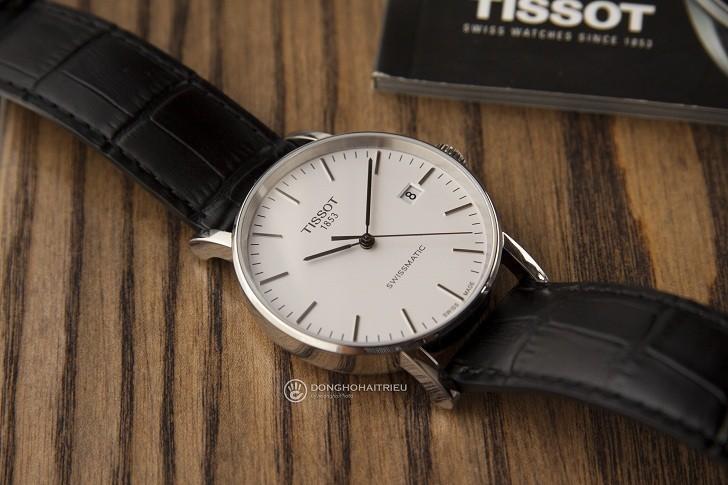 Đồng hồ Tissot T109.407.16.031.00 Swissmatic, cót 72 giờ - Ảnh 3