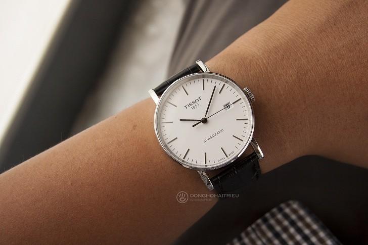 Đồng hồ Tissot T109.407.16.031.00 Swissmatic, cót 72 giờ - Ảnh 7