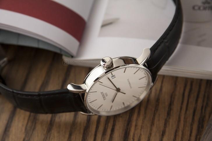 Đồng hồ Tissot T109.407.16.031.00 Swissmatic, cót 72 giờ - Ảnh 6