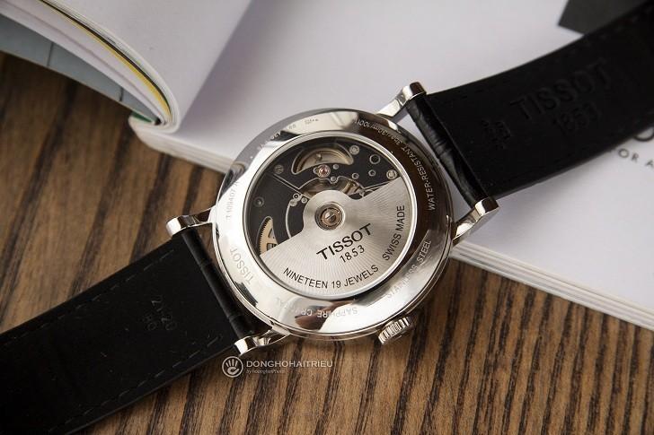 Đồng hồ Tissot T109.407.16.031.00 Swissmatic, cót 72 giờ - Ảnh 5