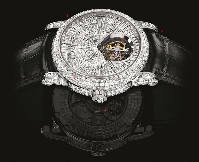 30 thương hiệu đồng hồ luxury xa xỉ nhất trên thế giới - Ảnh: 19