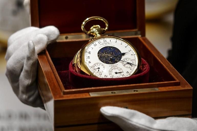 30 thương hiệu đồng hồ luxury xa xỉ nhất trên thế giới - Ảnh: 2