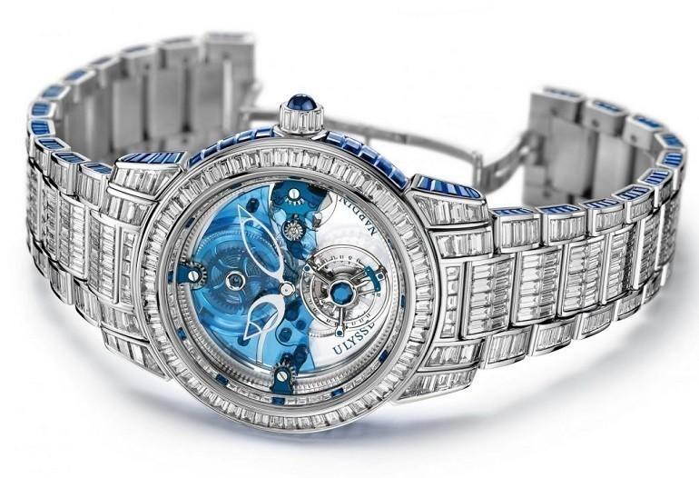 30 thương hiệu đồng hồ luxury xa xỉ nhất trên thế giới - Ảnh: 24