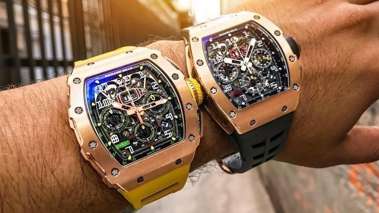 30 thương hiệu đồng hồ luxury xa xỉ nhất trên thế giới - Ảnh: 40