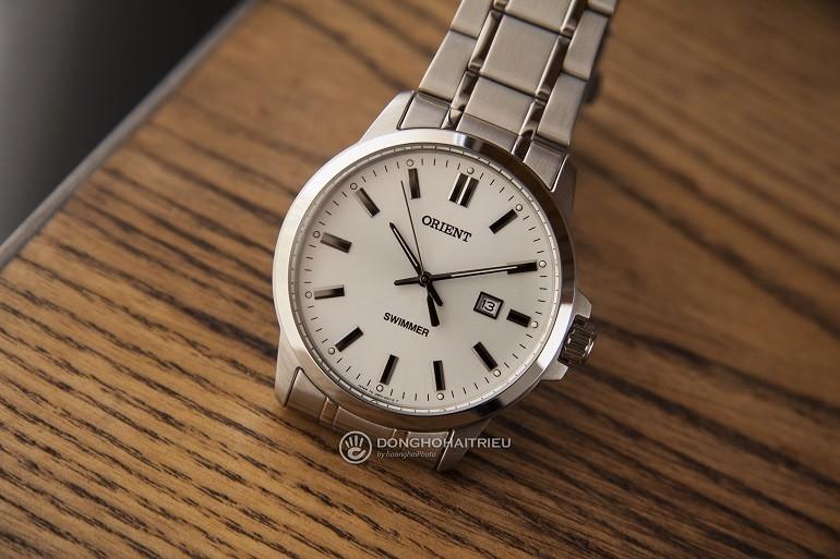 5 thương hiệu đồng hồ nam giá từ 2 đến 3 triệu tốt nhất - Ảnh: Orient SUNE5004W0