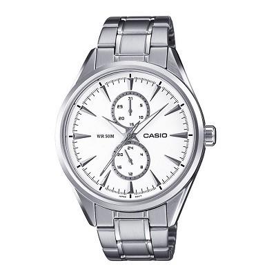 5 thương hiệu đồng hồ nam giá từ 2 đến 3 triệu tốt nhất - Ảnh: MTP-SW340D-7AVDF