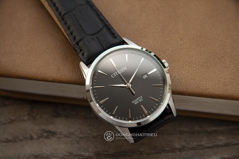 5 thương hiệu đồng hồ nam giá từ 2 đến 3 triệu tốt nhất - Ảnh: Citizen BI5000-10E