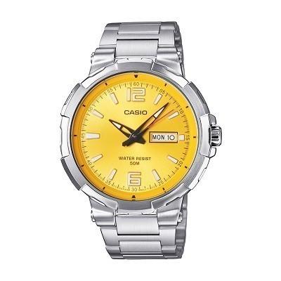 5 thương hiệu đồng hồ nam giá từ 2 đến 3 triệu tốt nhất - Ảnh: MTP-E119D-9AVDF